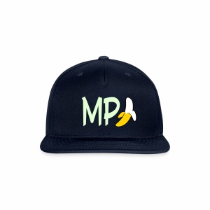 Monkey Pickles MP Banana Glow-in-the-dark Hat - Snap-back Baseball Cap