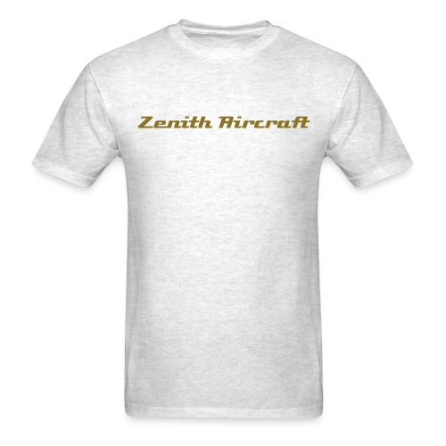 Zenith Aircraft - Men's T-Shirt