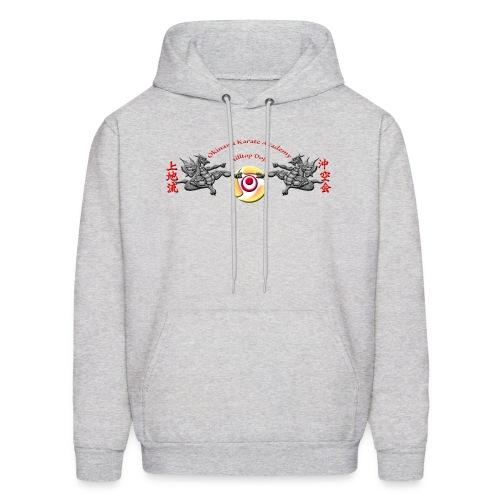 Hilltop Dojo Hoodie (red logo) - Men's Hoodie