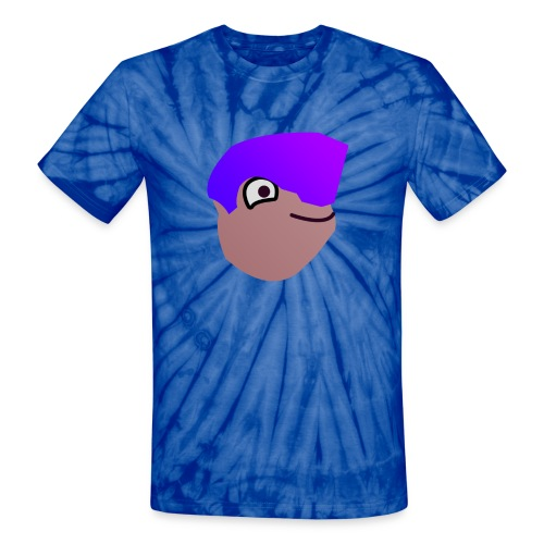 Grunt Head Tie Die - Unisex Tie Dye T-Shirt
