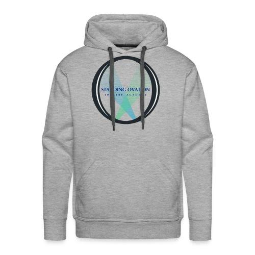 Men's Logo Hoodie - Men's Premium Hoodie