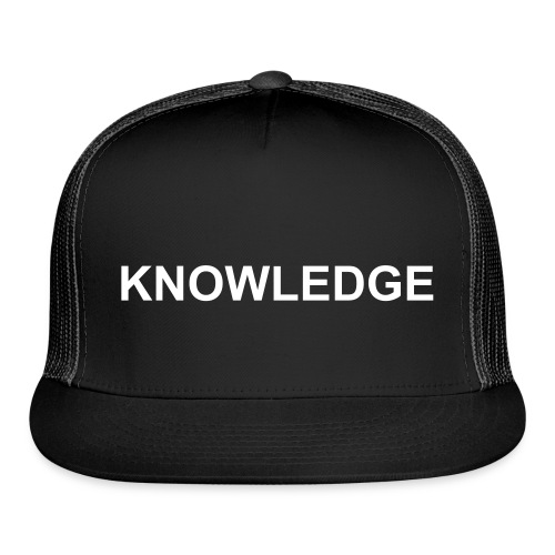KNOWLEDGE KINGS GEAR - Trucker Cap