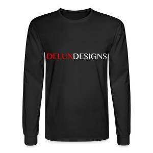 Men's Delux Designs Long Sleeved Shirt - Men's Long Sleeve T-Shirt