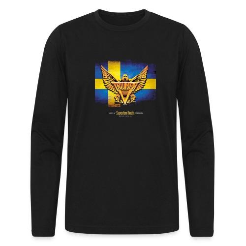 SWEDEN ROCK Long Sleeve - Men's Long Sleeve T-Shirt by Next Level