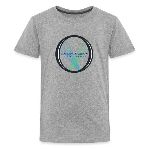 Kid's Logo Tee - Kids' Premium T-Shirt