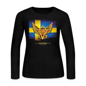 SWEDEN ROCK Long Sleeve Ladies - Women's Long Sleeve Jersey T-Shirt
