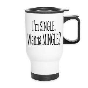 Single Travel Mug - Travel Mug