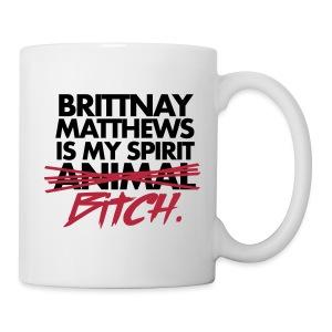 Brittnay Mug - Coffee/Tea Mug