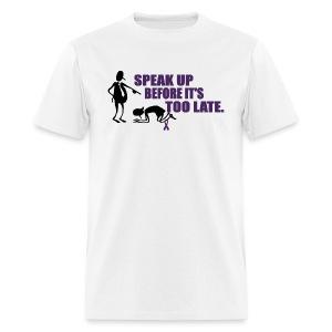 SPEAK UP! - Men's T-Shirt