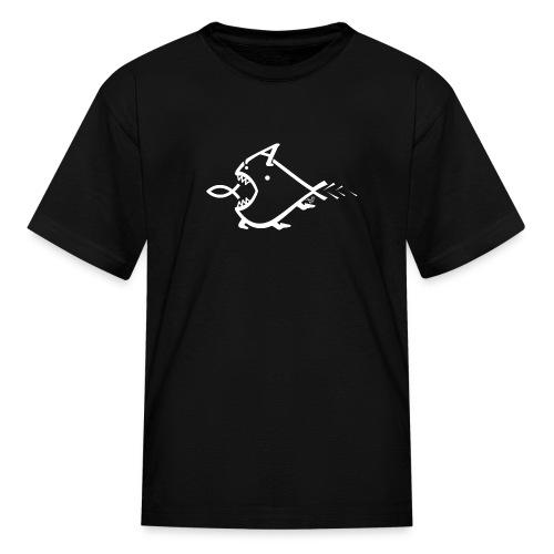 Atheist Ichthys - Kids' T-Shirt