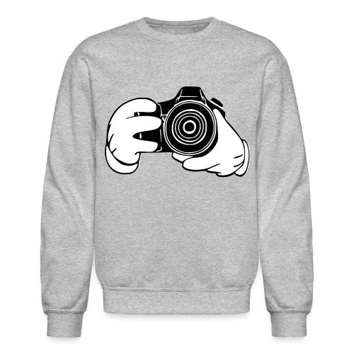 Cam Love Crewneck - Crewneck Sweatshirt