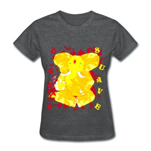 Golden Elephant  - Women's T-Shirt