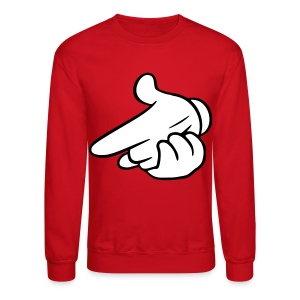 Hold Up Crewneck - Crewneck Sweatshirt
