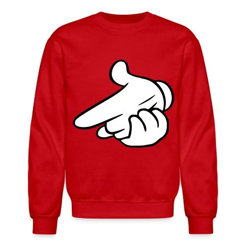 Hold Up Crewneck - Crewneck Sweatshirt