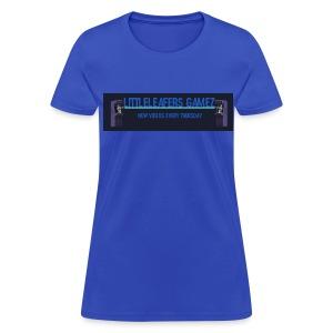 Littleleafers Gamez Women's Shirt - Women's T-Shirt