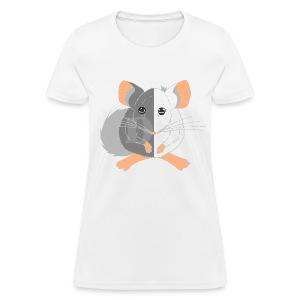 Chinchilla - Women's T-Shirt