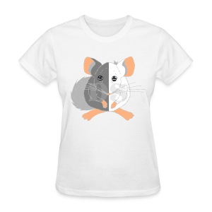 Chinchilla - Women's T-Shirt