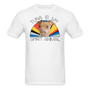 Tuna is my Spirit Animal Men's Tee - Men's T-Shirt