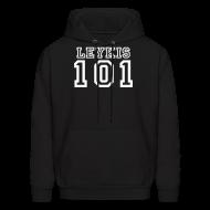 Hoodies ~ Men's Hoodie ~ S M L XL XXL Leykis 101 Hoodie