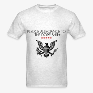 Pledge allegiance Men's Tee - Men's T-Shirt