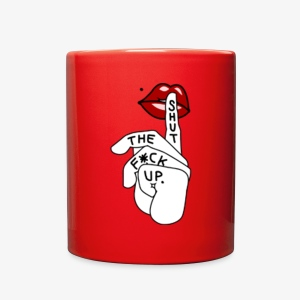STFU MUG - Full Color Mug