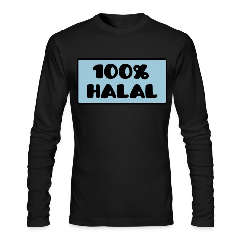 Halal T - Men's Long Sleeve T-Shirt by Next Level