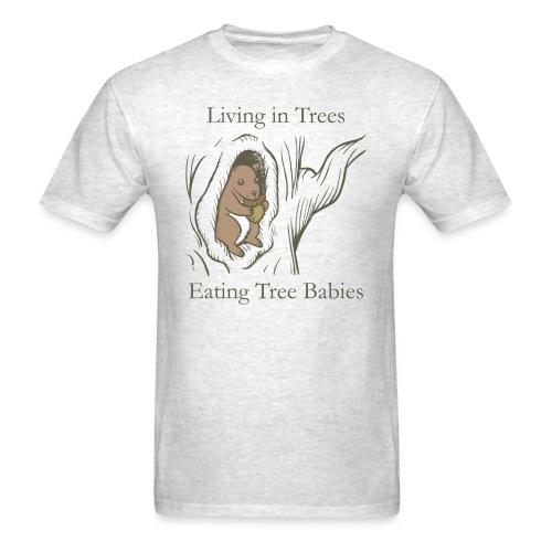 The Humble Squirrel - Men's T-Shirt