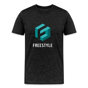 Freestyle logo T (Unisex) - Men's Premium T-Shirt