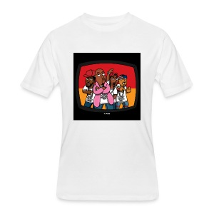 I'm Ready. - Men's 50/50 T-Shirt