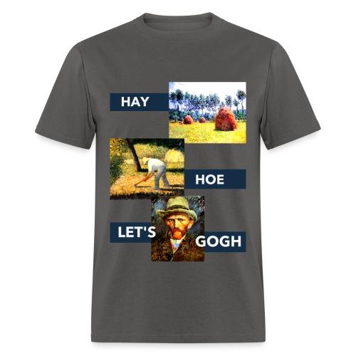 Vincekrieg Bop (men's tee) - Men's T-Shirt