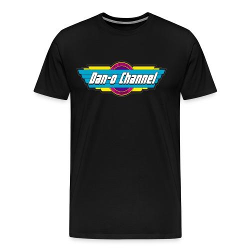The Dan-O Channel Micro Machines logo shirt - Men's Premium T-Shirt