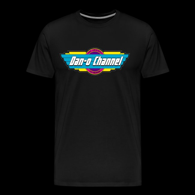 The Dan-O Channel Micro Machines logo shirt
