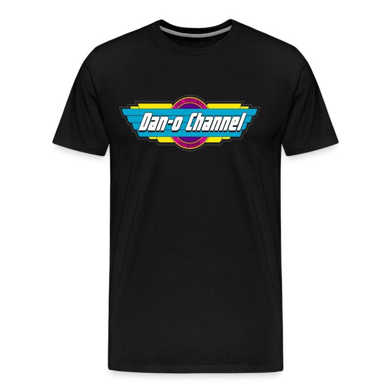 Dan-O Channel Micromachin - Men's Premium T-Shirt