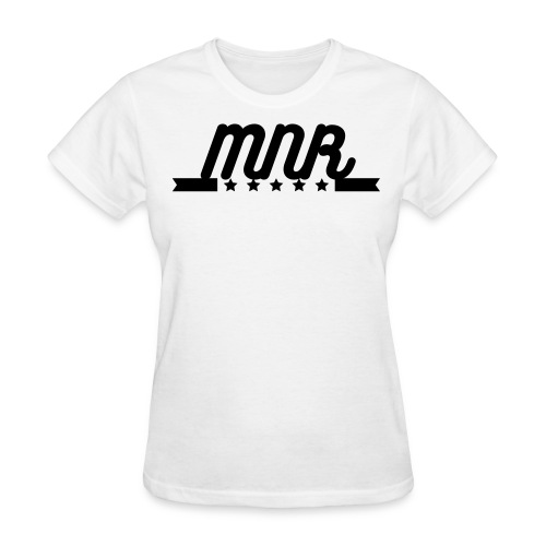 WOMENS STAR MNR  - Women's T-Shirt