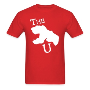 The U - For Men - Men's T-Shirt