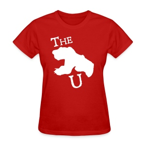 The U - For Women - Women's T-Shirt