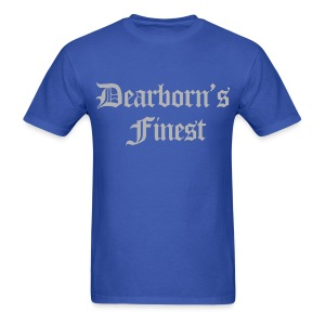 Dearborn's Finest - For Men - Men's T-Shirt
