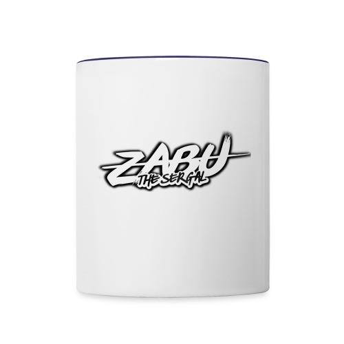 Zabu The Sergal Coffee Mug - Contrast Coffee Mug