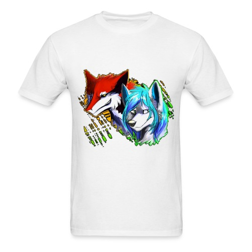 Zabu & Babylon T-Shirt - Men's T-Shirt