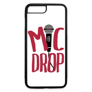 MICDROP IPHONE CASE - iPhone 7 Plus/8 Plus Rubber Case