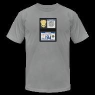 T-Shirts ~ Men's T-Shirt by American Apparel ~ Castiel Also FBI