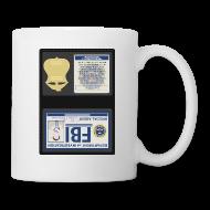 Mugs & Drinkware ~ Coffee/Tea Mug ~ Castiel Also FBI