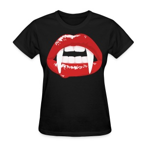 Ladies Blood Sucker T - Women's T-Shirt