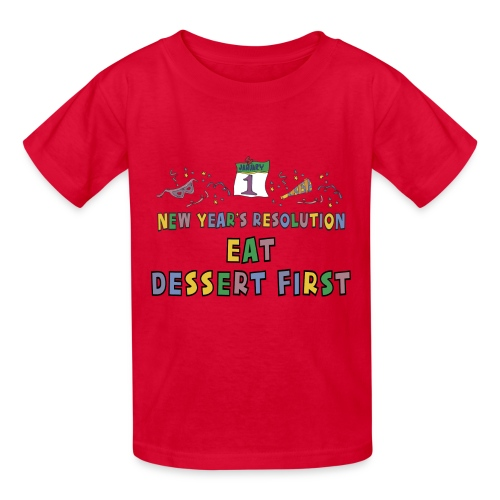 New Year's Party - Kids' T-Shirt