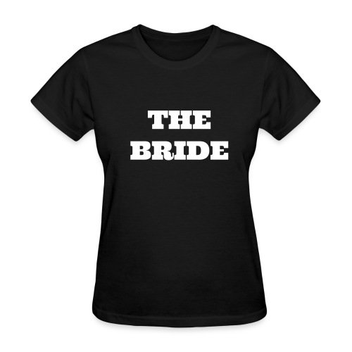 The Bride  - Women's T-Shirt