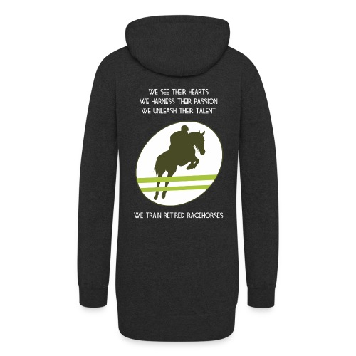 Retired Racehorses - Women's Hoodie Dress