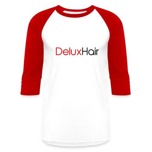 DeluxHair Baseball T-Shirt - Baseball T-Shirt