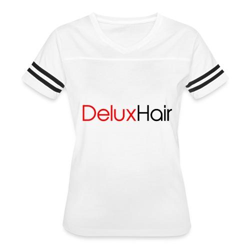 DeluxHair Vintage Sports T-Shirt - Women's Vintage Sport T-Shirt