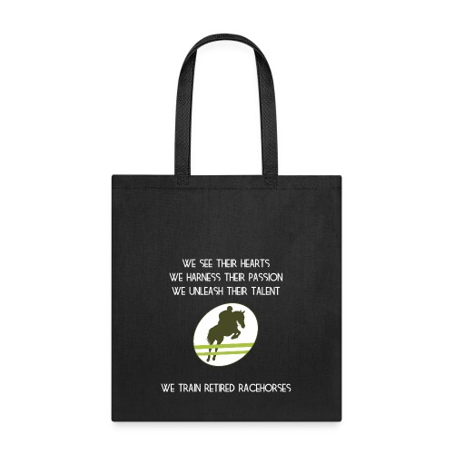 Retired Racehorses - Tote Bag