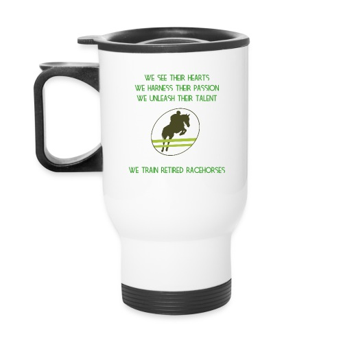 Retired Racehorses - Travel Mug